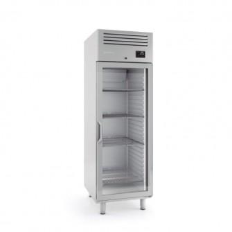 Armário congelação gastronorm 2/1 com porta de vidro AGB 701 CR BT