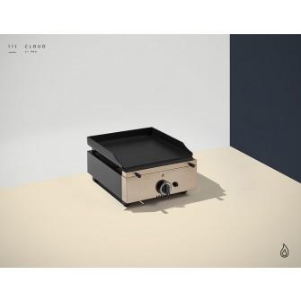 Grelhador Fry top Steel 400 gás