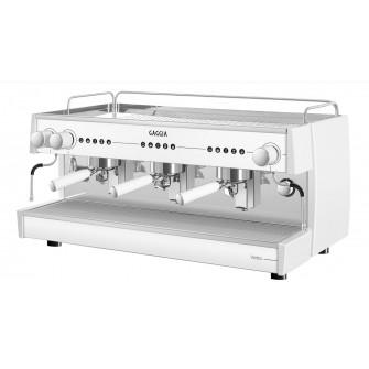 Máquinas de café Gaggia Vetro 3 grupos