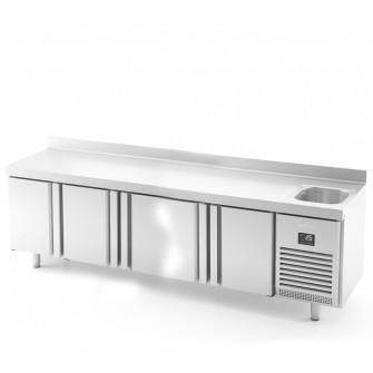 Bancada frigorifica BMGN 2450 F Infrico