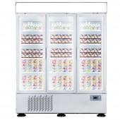 Expositor frigorifico Ugur 1600 TN