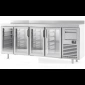 Bancada frigorifica FMPP 2500 CR Infrico