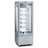 Expositor frigorifico simples para bolos com prateleiras rotativas Infrico