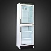 Expositor frigorifico Tefcold - Ugur com porta 2 de vidro