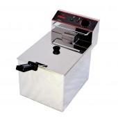 Fritadeira simples 7 l sem torneira