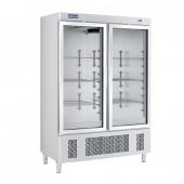 Armário frigorifico com porta de vidro Infricool IAN1002 CR