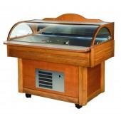 Expositor refrigerado para peixe Pegaso Fish