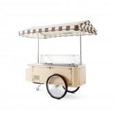 Carro de gelados Isa Carrettino