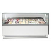 Vitrina de gelados ISA modelo DIVA