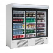 Expositor frigorifico ERC200 Infrico