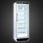 Expositor congelação Tefcold - Ugur com porta de vidro
