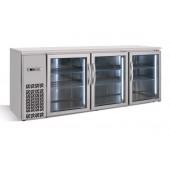Bancada frigorifica Infrico Back bar