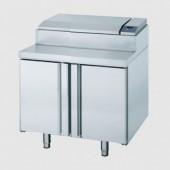 Bancada frigorifica para pizzas/saladas  MEV 1000 Infrico