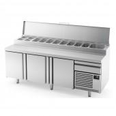 Bancada frigorifica para pizzas MPL 2300 Infrico