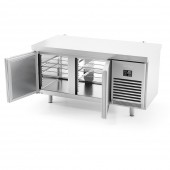 Bancada frigorifica pastelaria euronorma 600x400 serie 800 MR 1620 PDCR Infrico