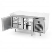Bancada frigorifica pastelaria euronorma 600x400 serie 800 MR 1620 PDC Infrico