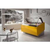 Vitrina de gelados Passion Lux