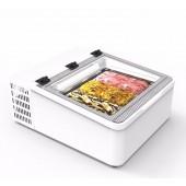 Vitrina de gelados Mini Cream 3 V