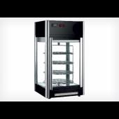 Expositor frigorifico Pastelaria rotativo para balcão RTW 108