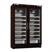 Expositor frigorifico para vinhos Infrico EVV200 MX